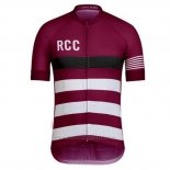 2019 Maillot Cyclisme Rcc Paul Smith Profond Rouge Manches Courtes et Cuissard