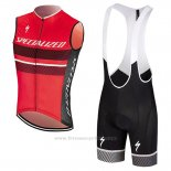 2018 Gilet Coupe-vent Specialized Rouge