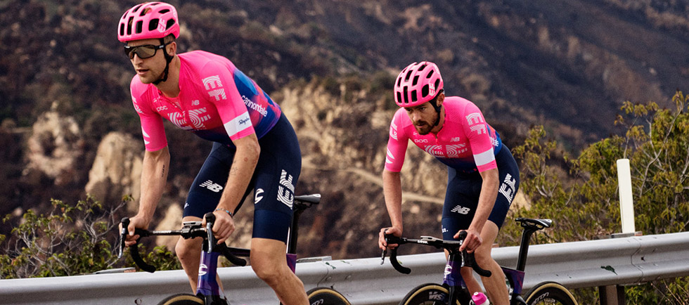 Maillot Cyclisme EF Education First Drapac